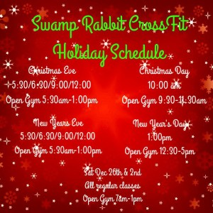 holidaysrcf sched